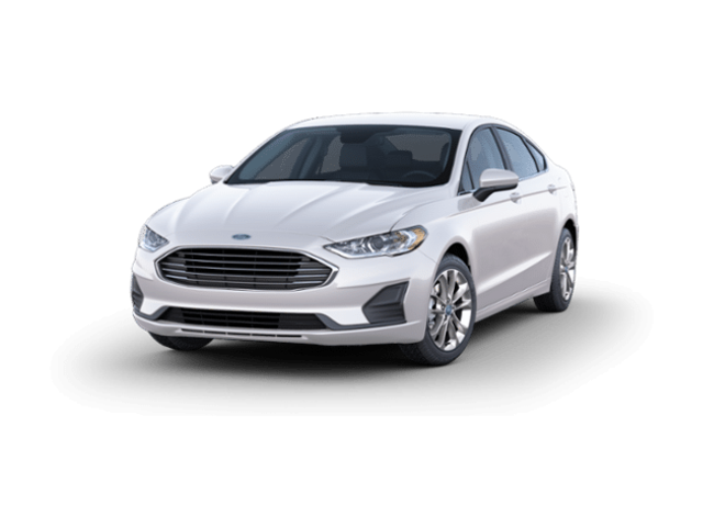 New 2019 Ford Fusion SE Sedan in Aberdeen, SD